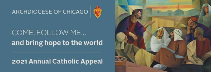 Annual Catholic Appeal – Ways to Give